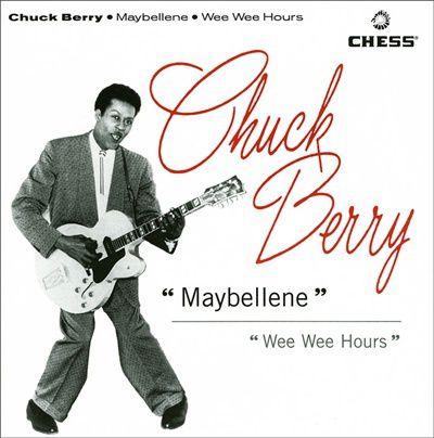 Chronologie du Rock 1955
