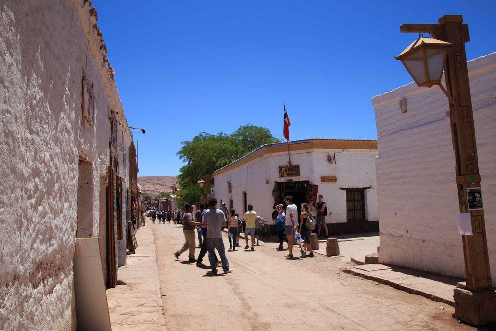 Atacama - Jour 2 : Les Geysers del Tatio, la Valle de la Luna y de la Muerte