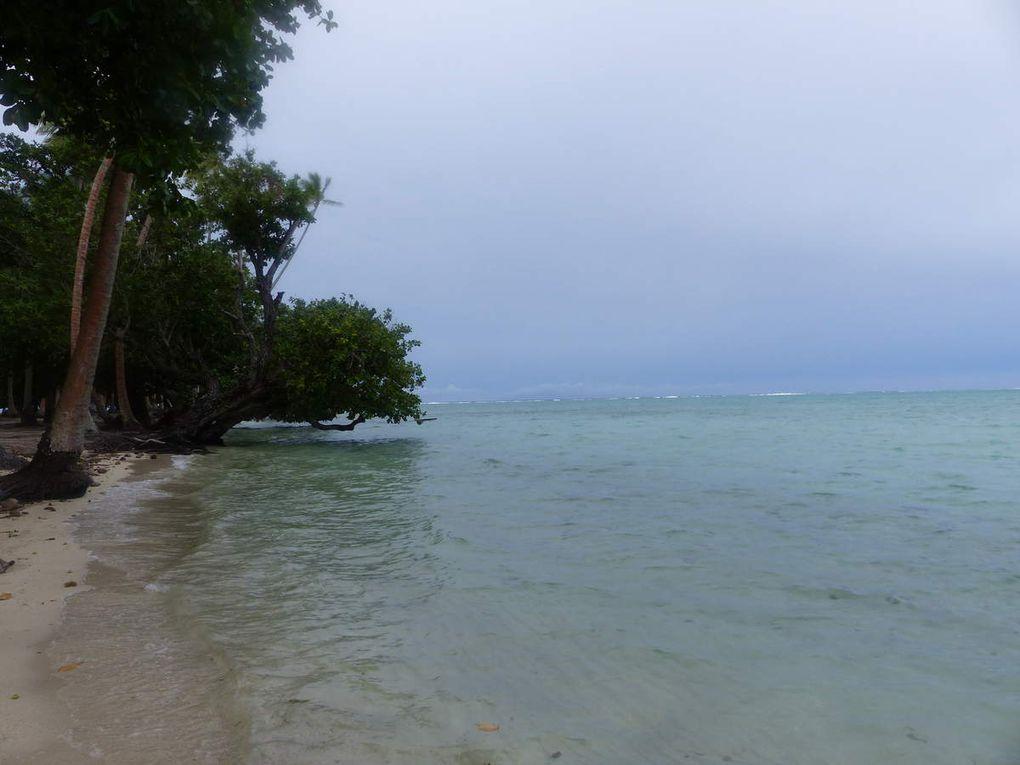 Vacances à Raiatea