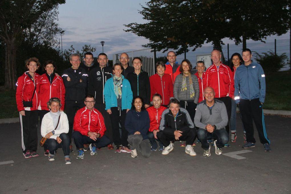 Nos équipes sur le Relais du Semnon 2015