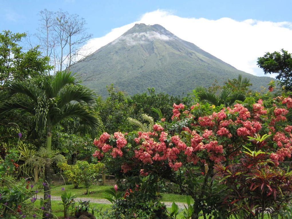 ✈ Envies de voyage: Yucatán, Costa Rica, Andalousie,...