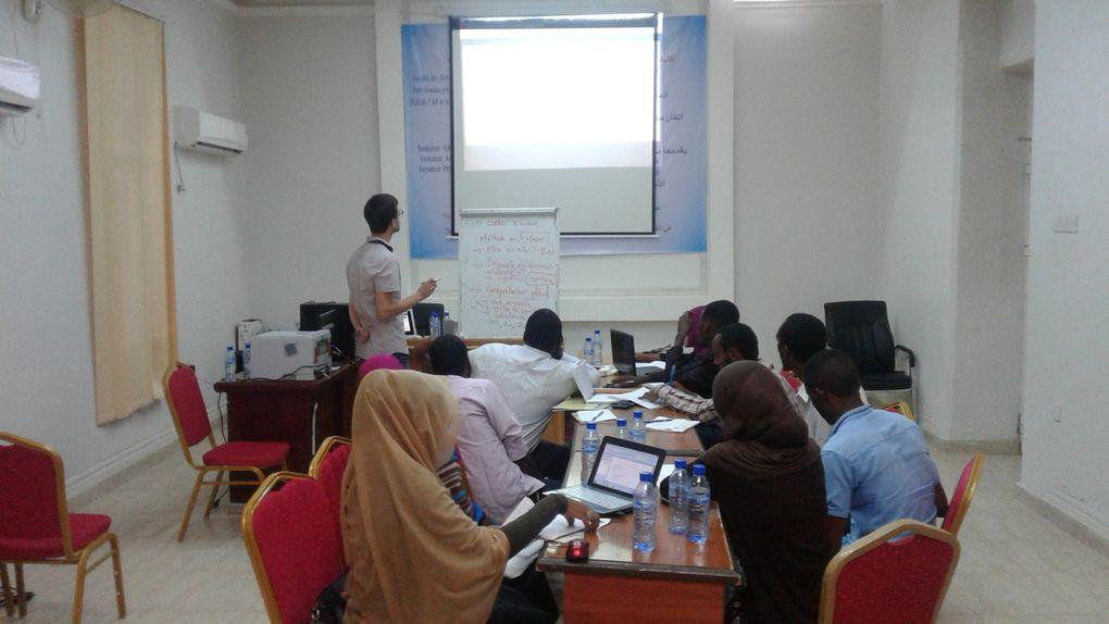 Mission de formation à Port Soudan