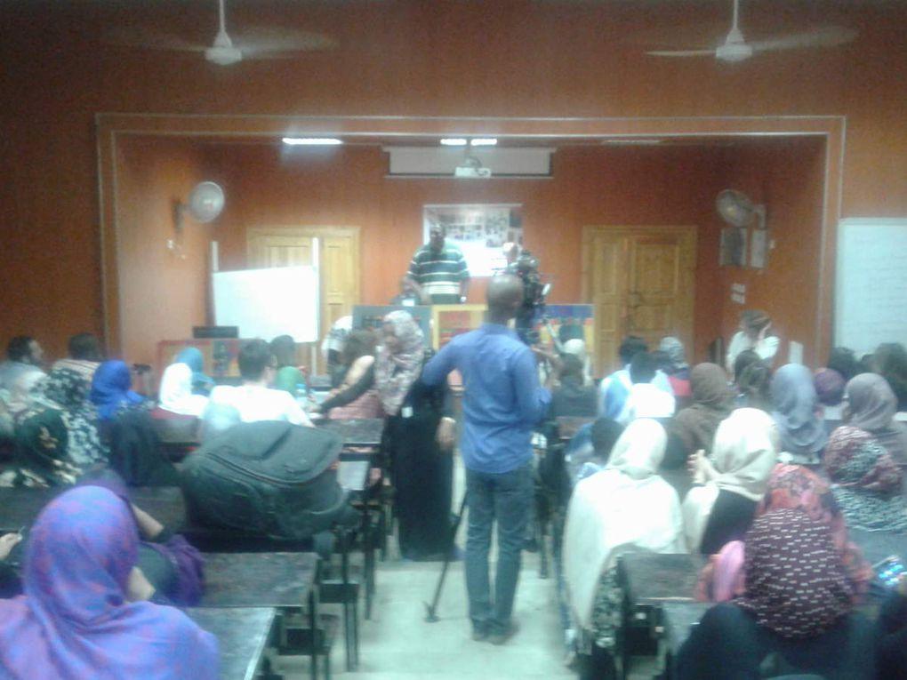 Journée de la Francophonie à l'Université de Khartoum
