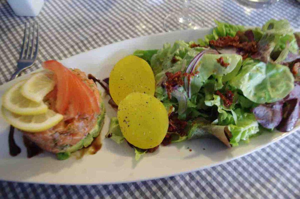 Déjeuner Chez Nani