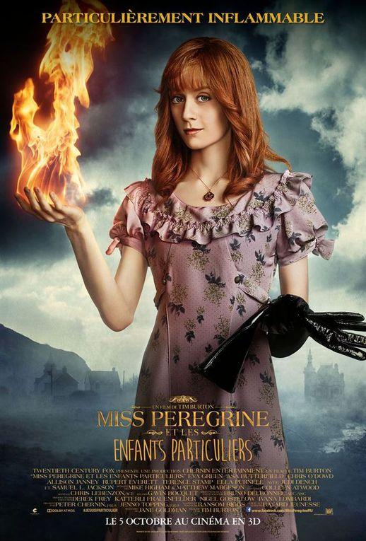 Miss Peregrine et les enfants particuliers (Le retour de Tim Burton)