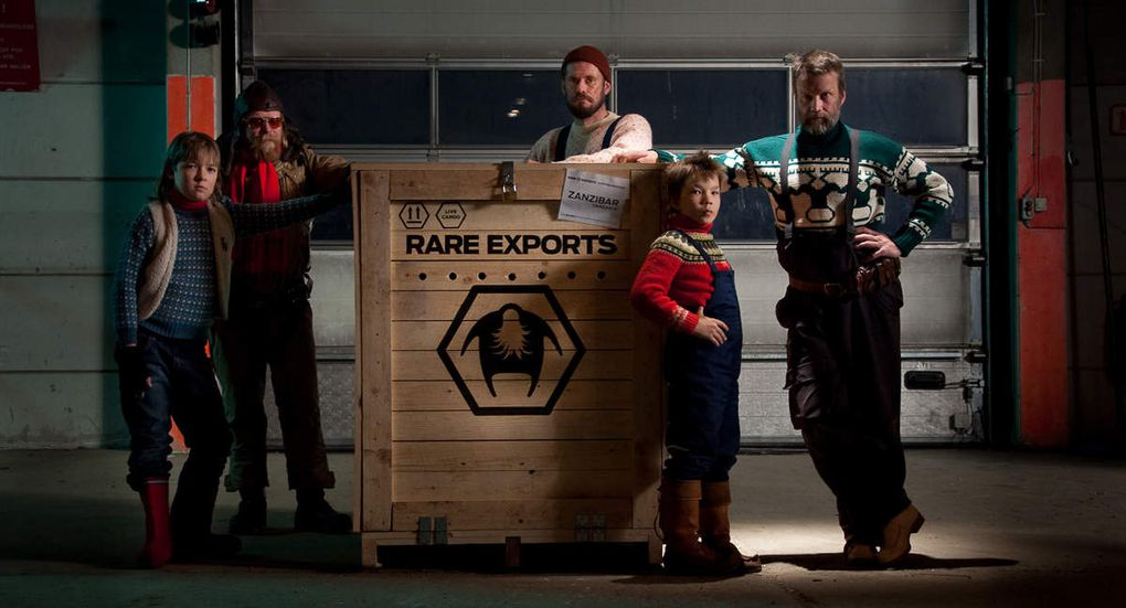 Mocking Spoil : Rare Exports : A Christmas Tale