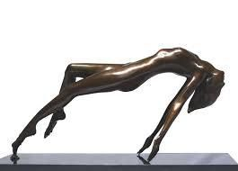 Bronzes modernes africains