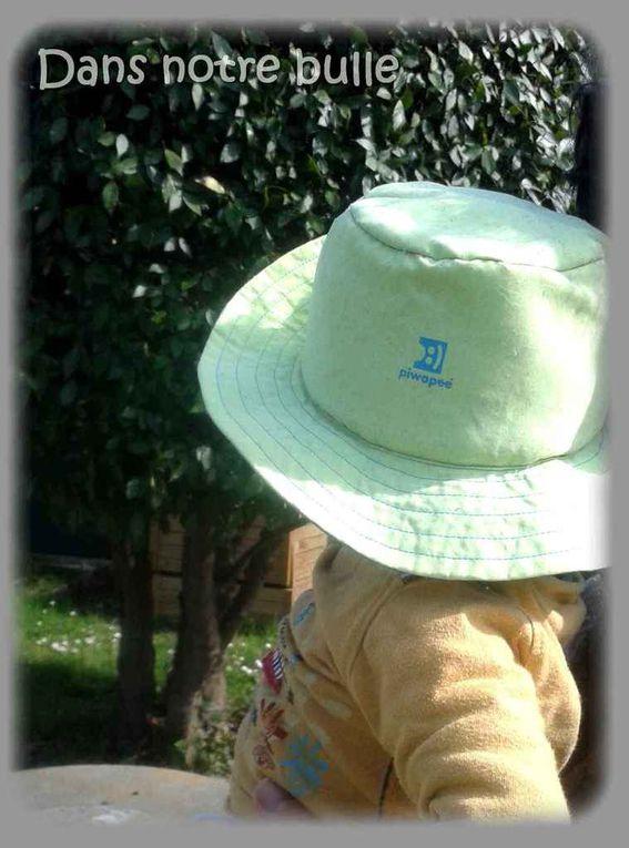 Short &amp&#x3B; chapeau avec Piwapee