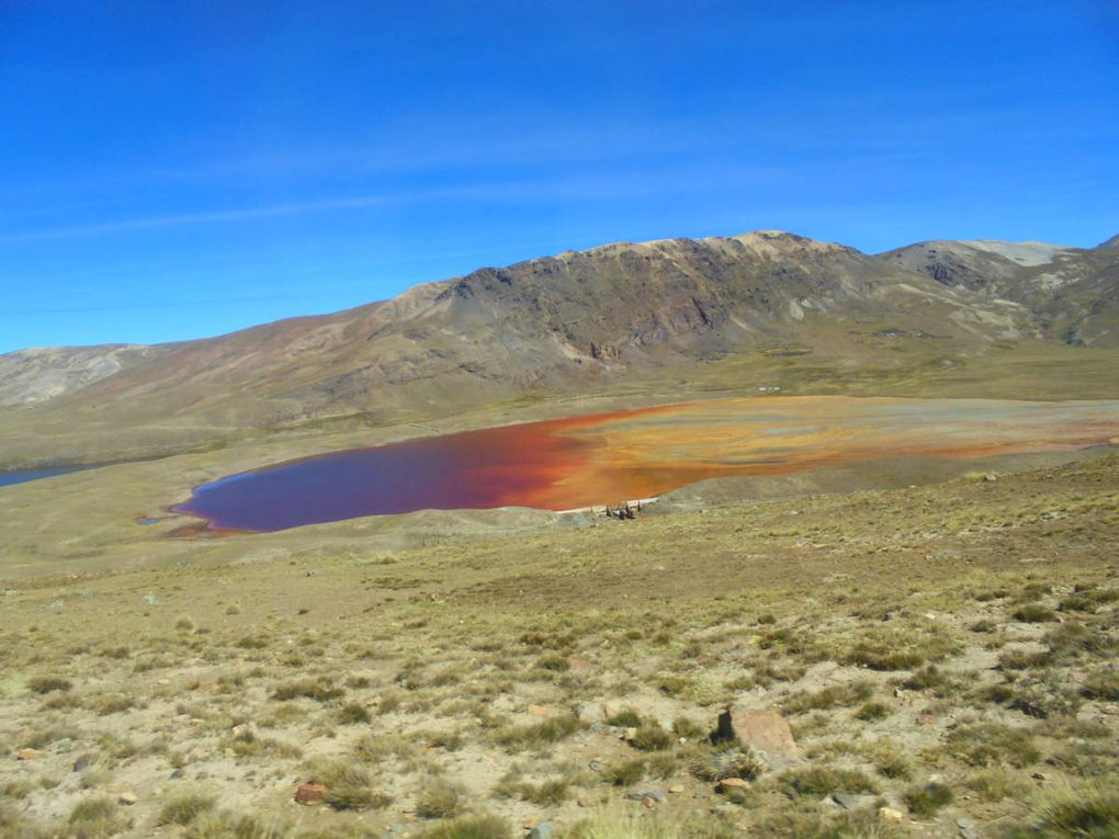 Un mois après en Bolivie