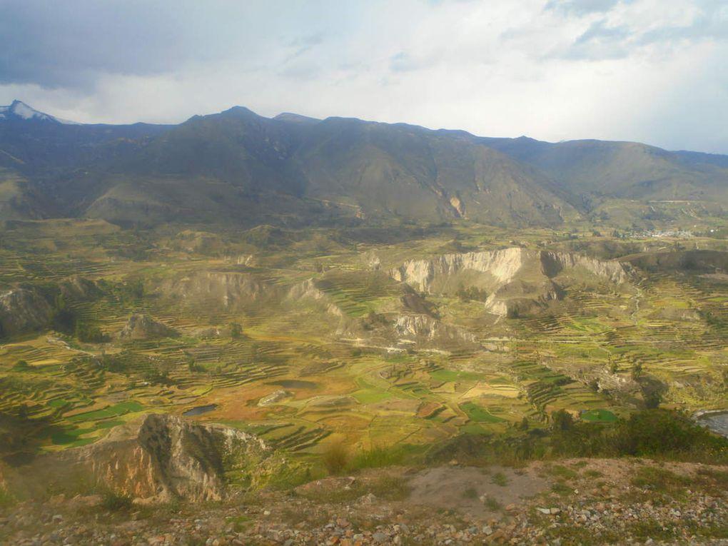 Bienvenido al Perú