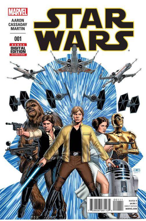 Mon top de série de comics c'est Sunstone, Batman et Star Wars
