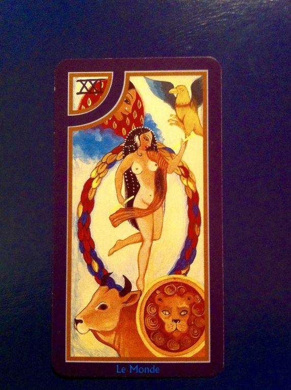 Tarot Divinatoire