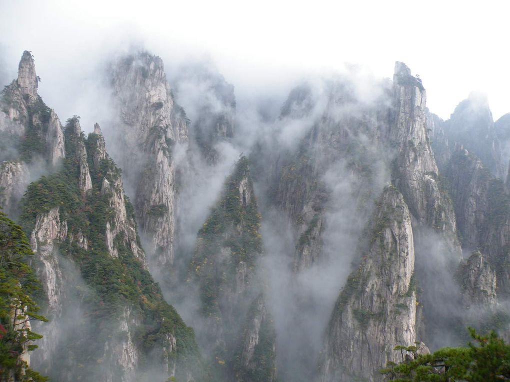vavoirayeur : Huang Shan
