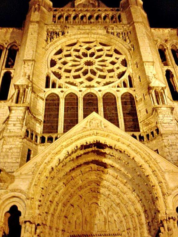 Le labyrinthe de Chartres - Samain 2014
