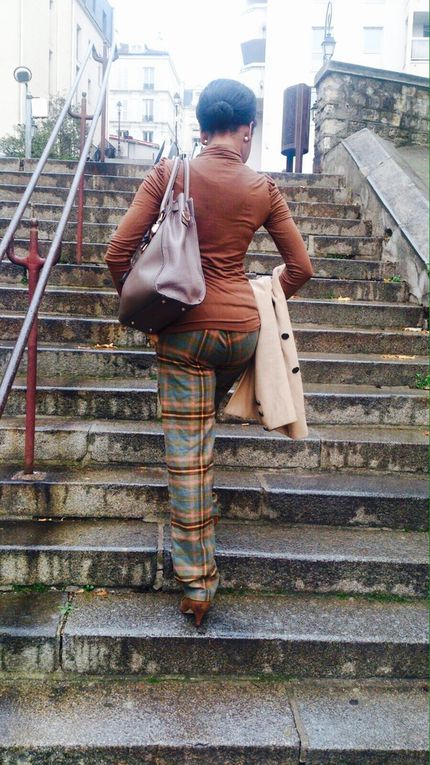 Look n°4: le tartan so chic
