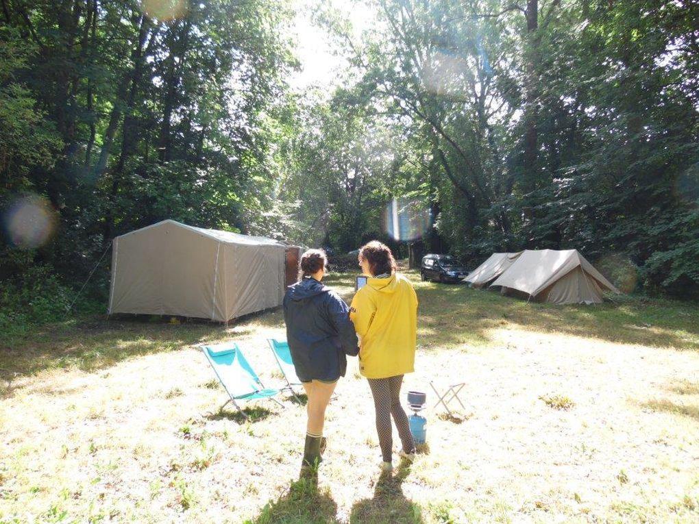 REPORTAGE DU CAMP LOUVETEAUX-JEANNETTES DE FIN JUILLET