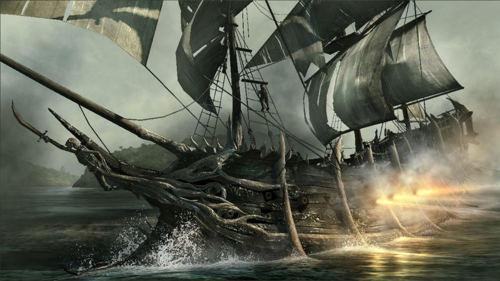 Piratenruhe