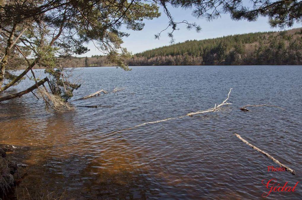 Diaporama : 3 photos. Le lac