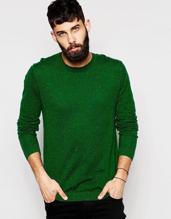 Fashion : Sélection de petites laines pour nos hommes ♥