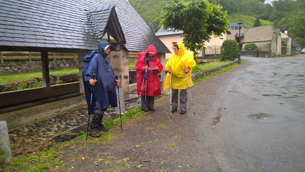 13 juin - Bagnères-de-Bigorre  / Lourdes  24 kms