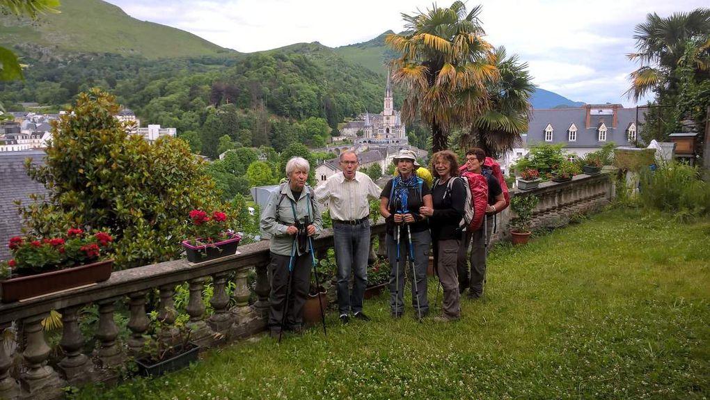 14 juin - Lourdes / Asson   24 kms