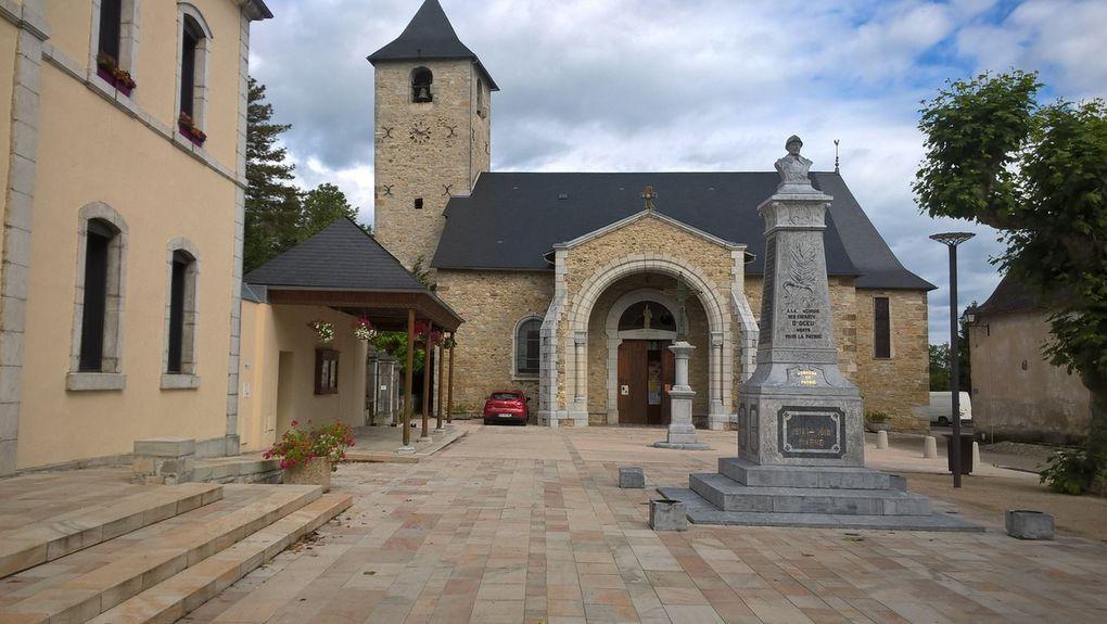 16 juin - Arudy - Oloron-Ste-Marie     24 kms
