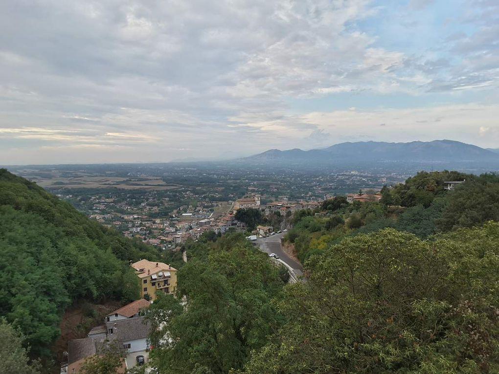 31 août  - Roma  - Marino  - Artena