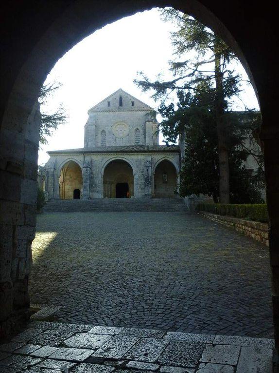 3 septembre -  Veroli à Ceprano     27 kms - 7