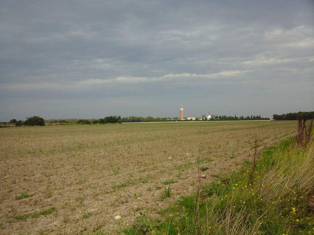 15 septembre -  de Troia à Santuario dell' Incoronata