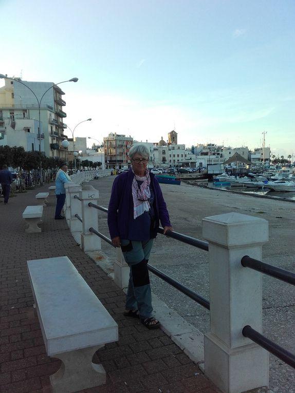 24 septembre  -  de Bari  à  Mola