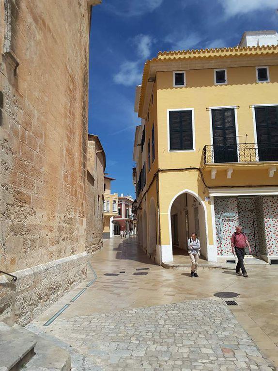 2 mai - Ciutadella  (Minorque) - Alcudia  (Majorque)