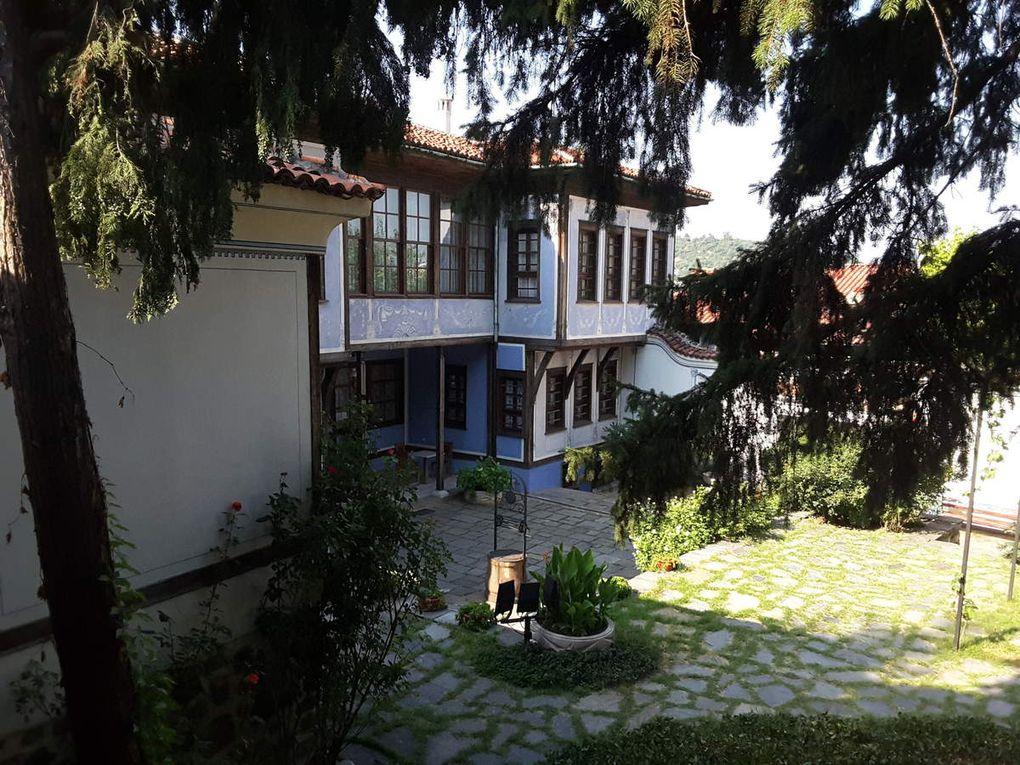 16 août  -  Plovdiv - Sofia - Dragalevtsi