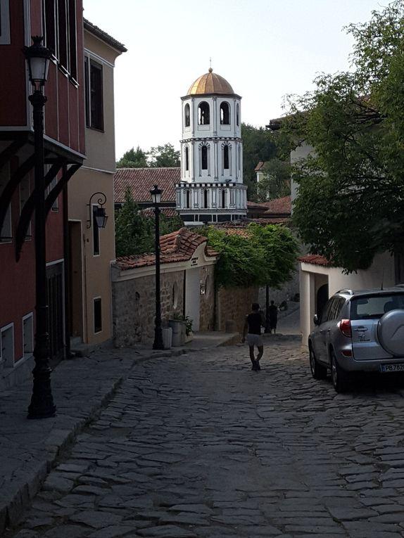 Plovdiv, vieille ville