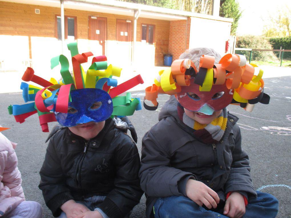 Les photos du Carnaval enfin sur le blog!