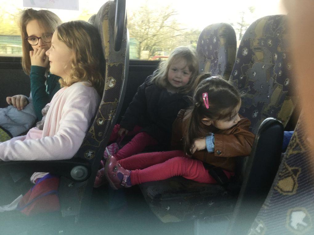 Le voyage en autocar