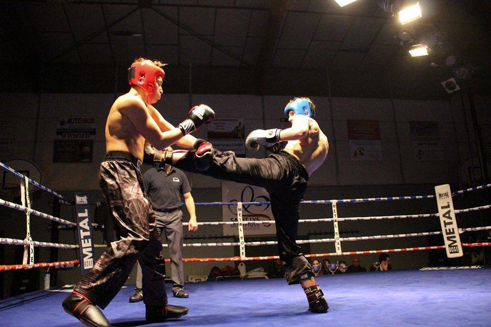 Victoire de Lilian Lebourdais au Gala &quot&#x3B;Born to Kick IV&quot&#x3B;