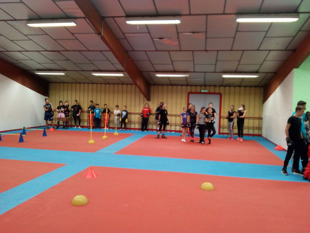 Cours Full Contact Ado