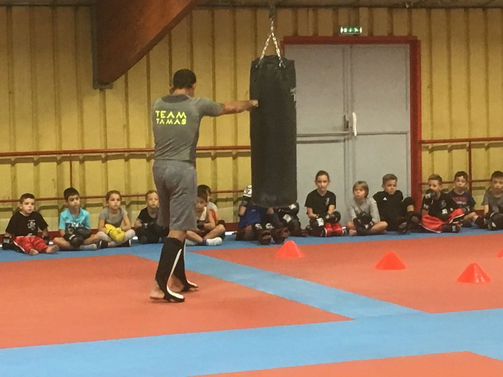 Cours de Full contact enfants