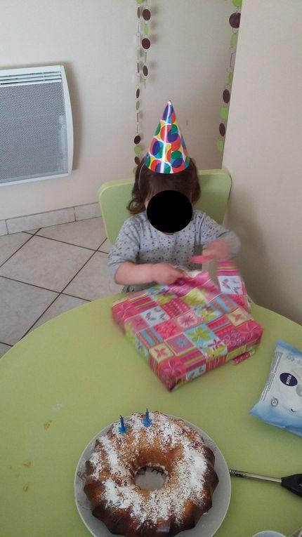Anniversaire 2 ans Zoé