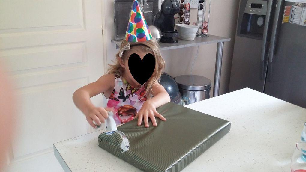 Anniversaire Lola 5 ans