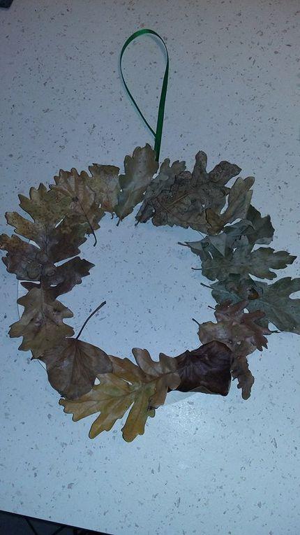 Les couronnes d'automne