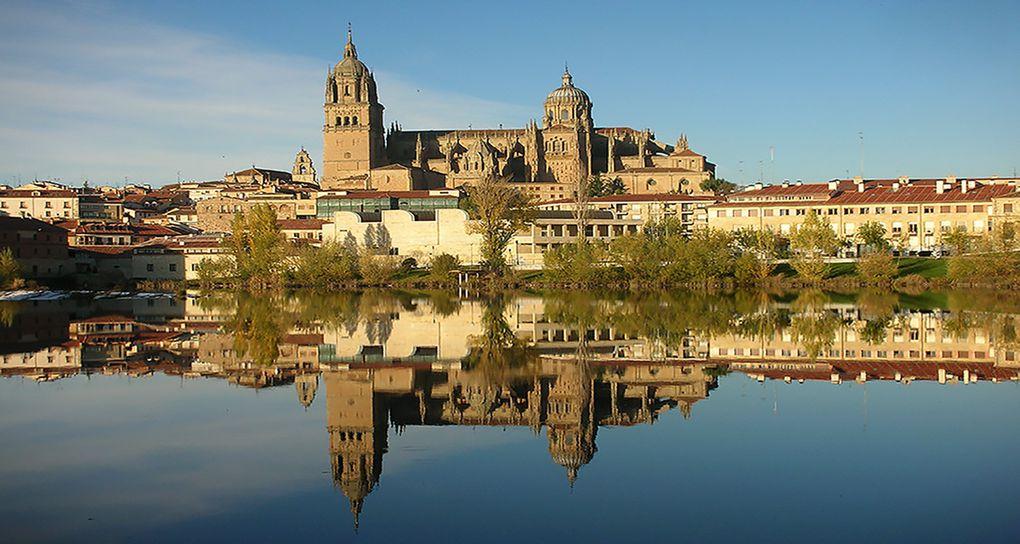 Barcelone, Saragosse, Madrid, Burgos, Salamanque