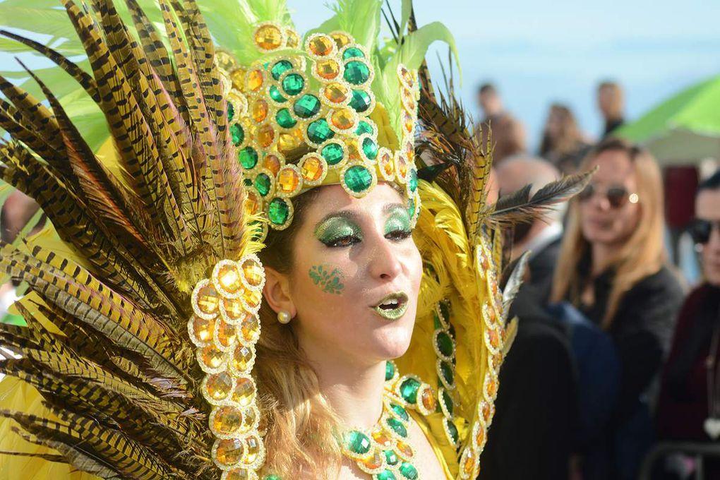 Le Carnaval à Sesimbra en photos