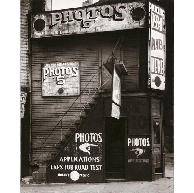 © Walker Evans Archive, The Metropolitan Museum of Art Photo: © The J. Paul Getty Museum, Los Angeles, © Walker Evans Archive, The Metropolitan Museum of Art Photo: © Fernando Maquieira, Cromotex.