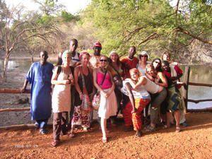 STAGE DE DANSES &amp&#x3B; PERCUSSION AU SENEGAL, Mandingue &amp&#x3B; sabar