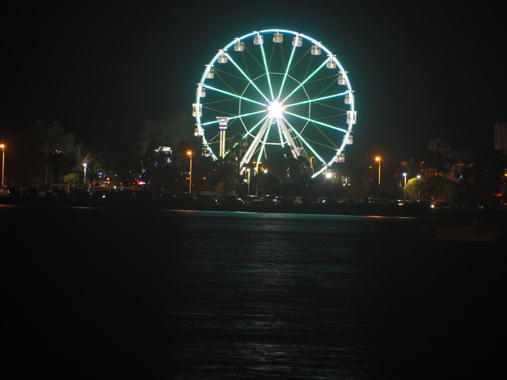 La Seyne : grande roue des sablettes