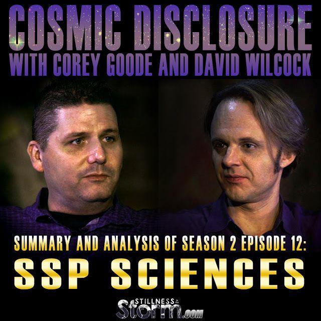Divulgation Cosmique n°2-12 : Les Sciences Secrètes !