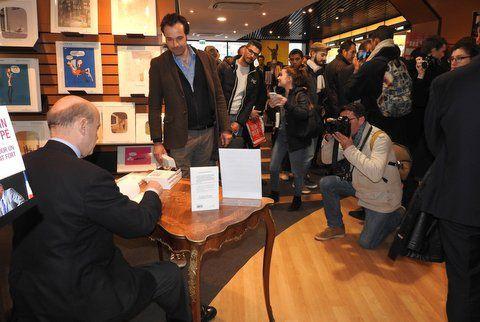 Retour en images sur la visite d'Alain Juppé à Agen le 25 mars dernier