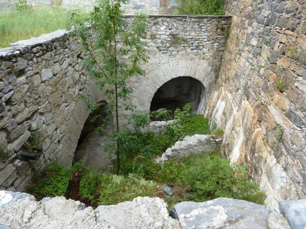 Fort Victor-Emmanuel, barrière de l'Esseillon, Savoie