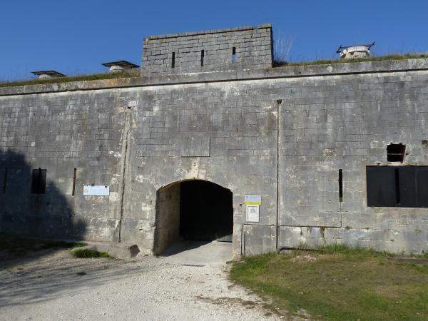 Fort Liédot, Ile d'Aix